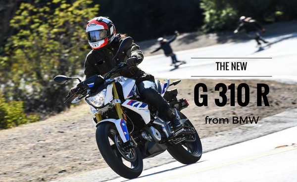 BMW G310R First Ride: The Smallest BMW Roadster Goes Far, Fast and Easy