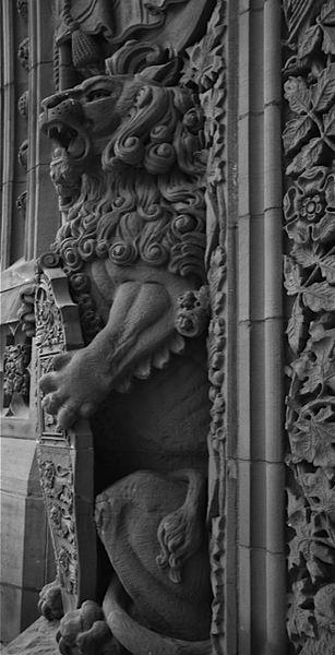 Parliamentary Lion