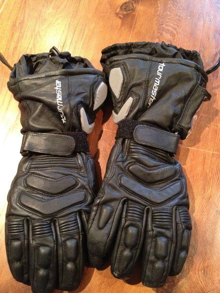 My Tourmaster Gloves