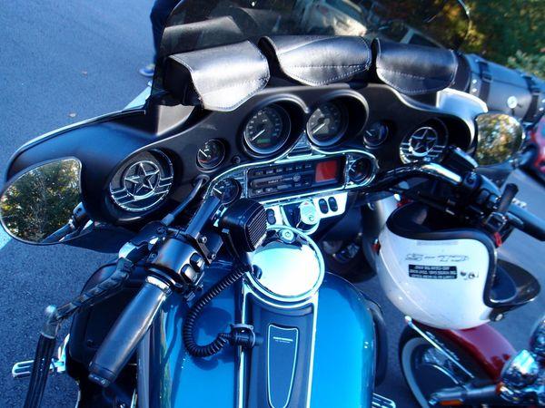 Harley at Fallingwater