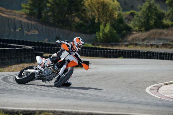 2013 KTM 450 SMR - in action 1