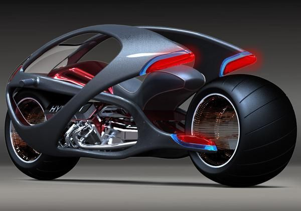 Hyundai Concept Bike