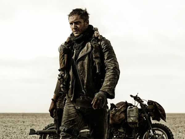 Tom Harry's role in Mad Max: Fury Road gave him screen time on two wheels