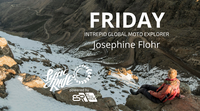 Josephine Flohr takes on the Sani Pass in South Africa