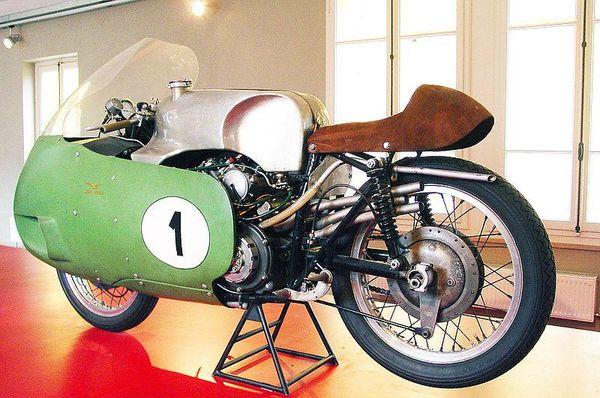 1955 Moto Guzzi 500 cc V8