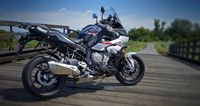 BMW S1000 XR  Growing Up Gracefully.