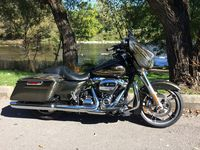 The Champers First Ride: Harley-Davidson Milwaukee 8 Street Glide Special