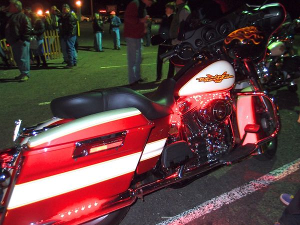Harley Davidson Electraglide 3