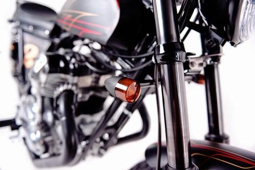 Garage Project Motorcycle's Street Tracker - forks