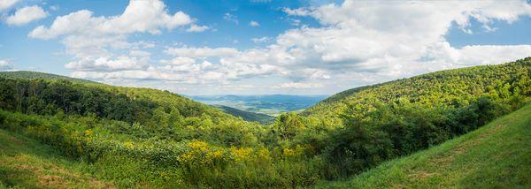 Jenkins Gap Overlook, Shenandoah National Park