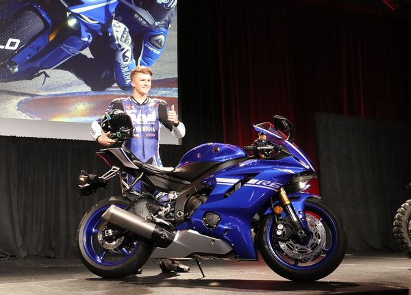The new R6!