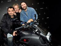 Ducati & Diesel Unviel The New  'Diavel Diesel'