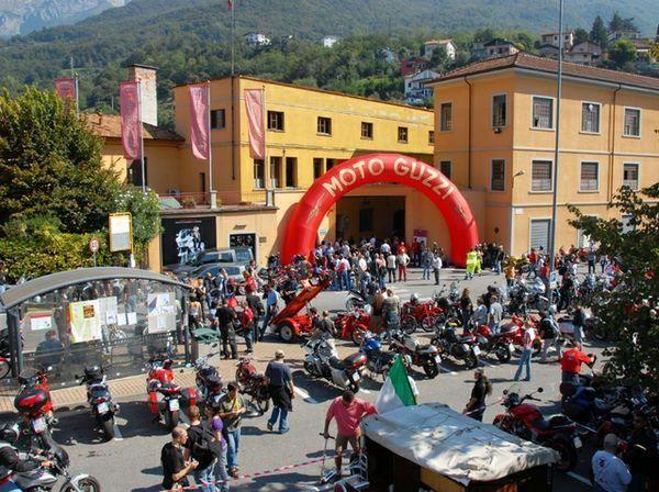 Moto Guzzi, Mandello del Lario, Italy