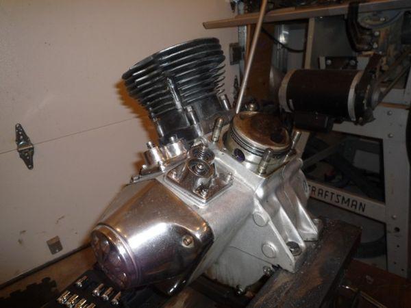 1 cylinder removed