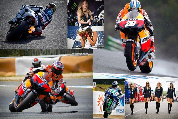MotoGP highlights from the 2012 season