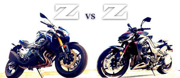 Z vs Z: Sibling Rivalry