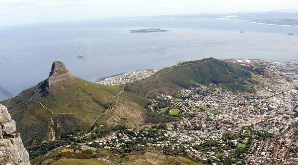 Lion's Head Mountain, Cape Town, South Africa