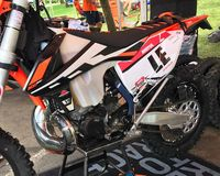 KTM Announces Fuel-Injected Two Stroke Enduros for 2018