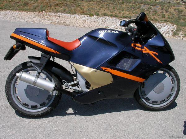 1991 Gilera 125 CX