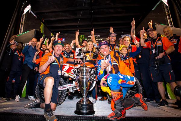 Red Bull KTM Factory Racing Team  Group