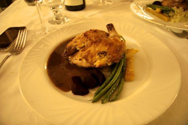 Domain of Killien - Dinner