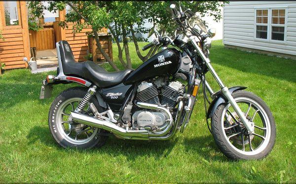 85 Honda Shadow 750 | Bike | EatSleepRIDE
