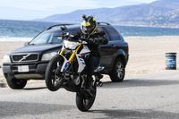 BMW G310RFirst Ride: The Smallest BMW Roadster Goes Far, Fast and Easy