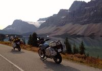 Weekend Getaway on the Icefields Parkway