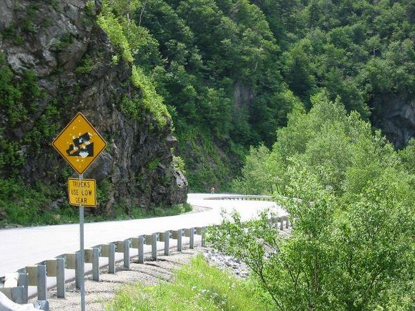 Appalachian Gap