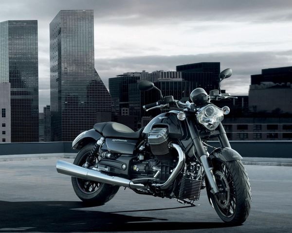 2013 Moto Guzzi California Custom