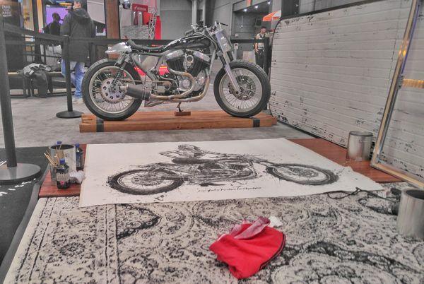 Makoto Endo's workspace
