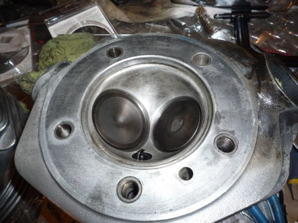 Nice clean valves