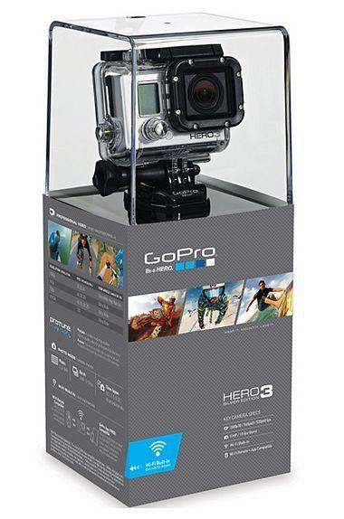 GoPro HD Motorsports Hero 3 Silver Edition