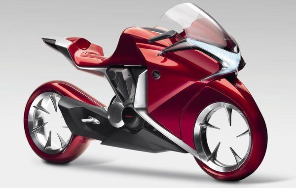Honda V4 Concept vehicle