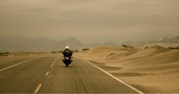 multi-day desert scape