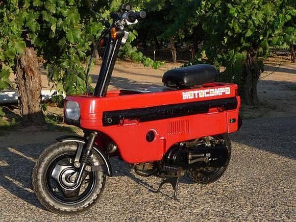 1981 Honda NCZ 50 Motocompo