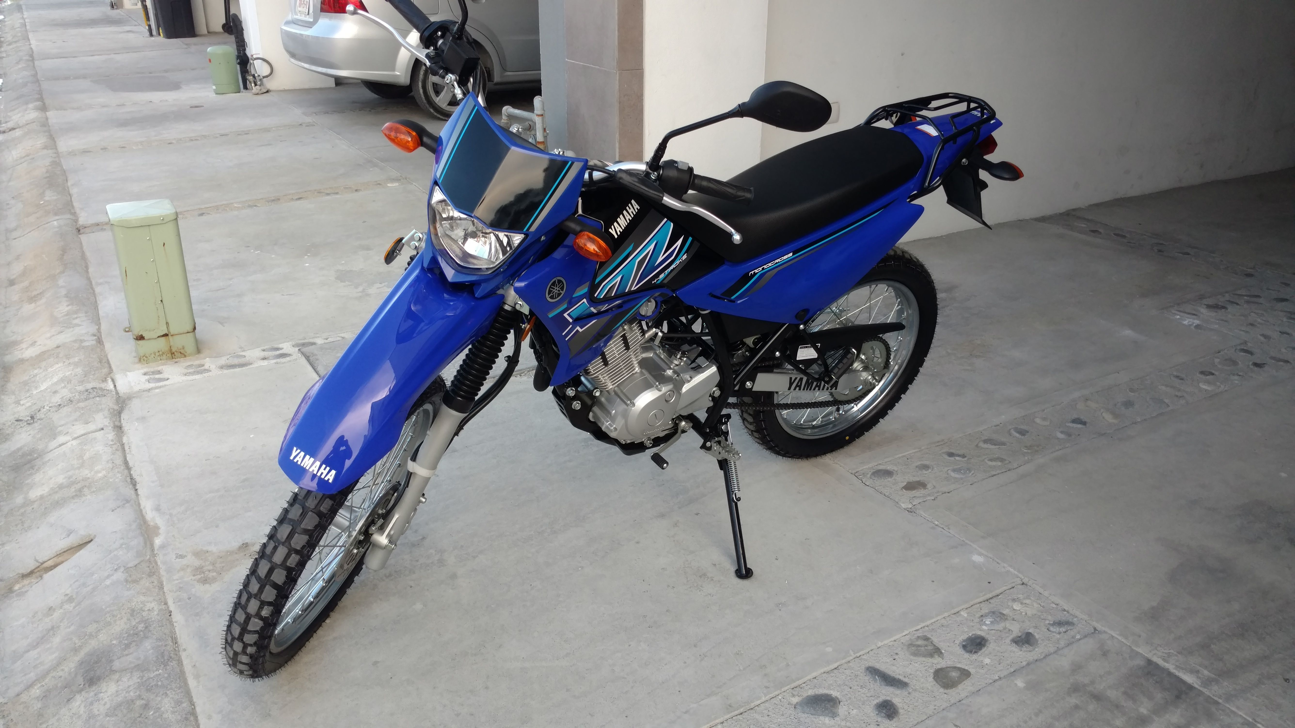 Yamaha xtz 125 eatsleepride for Yamaha xtz 125