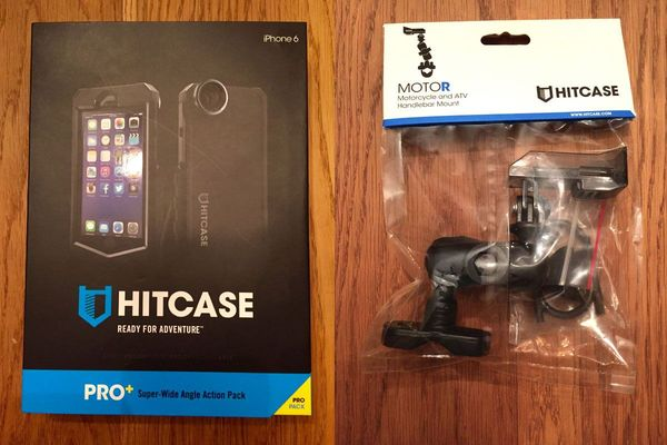 competitive price e8d53 826d5 Hitcase Pro+ For Iphone 6s Review: Gopro Killer? | Review | EatSleepRIDE