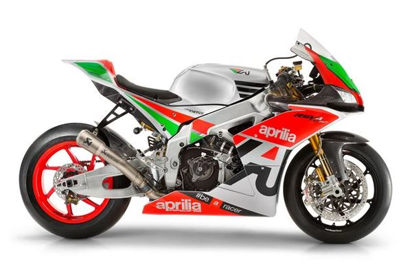 RSV4 FW GP right side (photo: Aprilia)