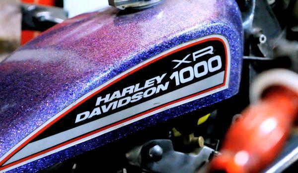 Blitz Motorcycles Rebuilding Harley 1000XR