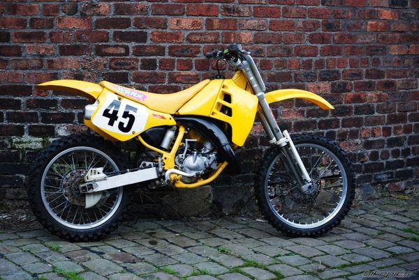 1991 Suzuki 125 RM