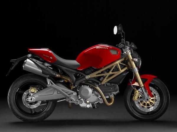 20th Anniversary Ducati Monster 696