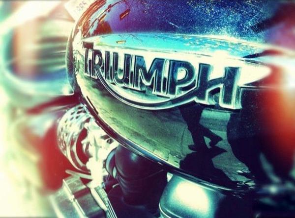 Triumph Speedmaster Tank