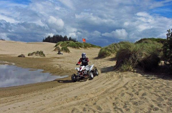 Oregon Dunes - Atv & Dirtbike Heaven