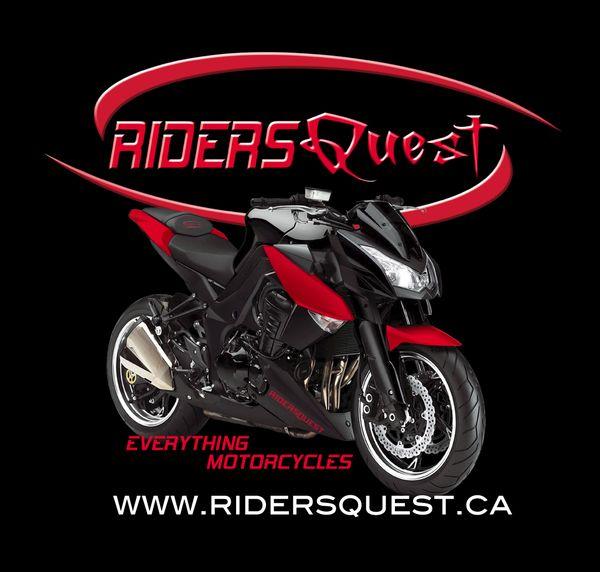 Riders Quest Logo