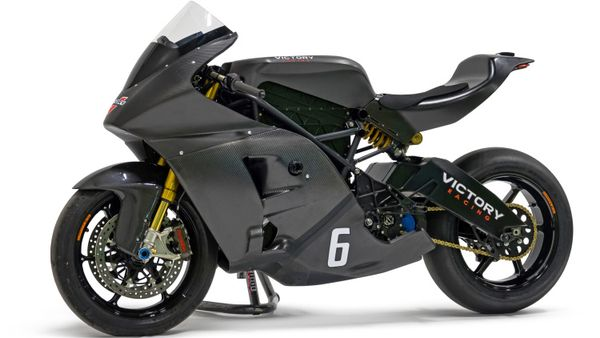 Victory's Electric SuperBike for the Zero Emissions TT