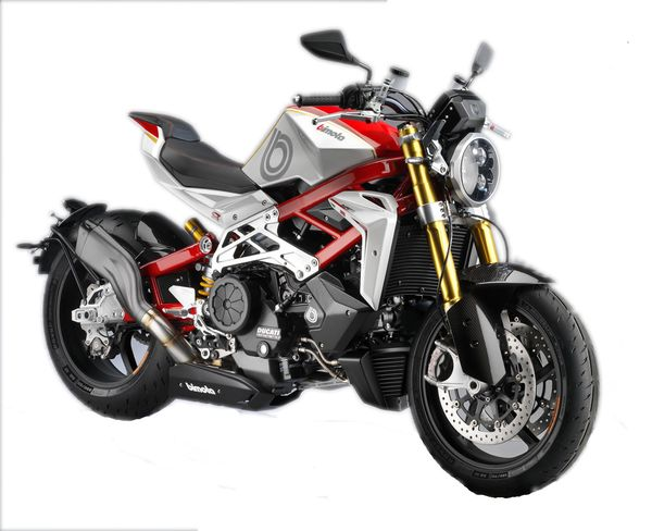 The Suoercharged(or not) Bimota Impeto