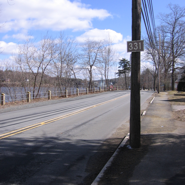 NS Route 331 Bridgewater, Nova Scotia