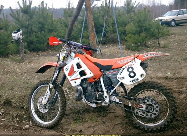 1991 honda cr 250 eatsleepride. Black Bedroom Furniture Sets. Home Design Ideas