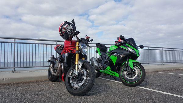 A short ride near oyster bay